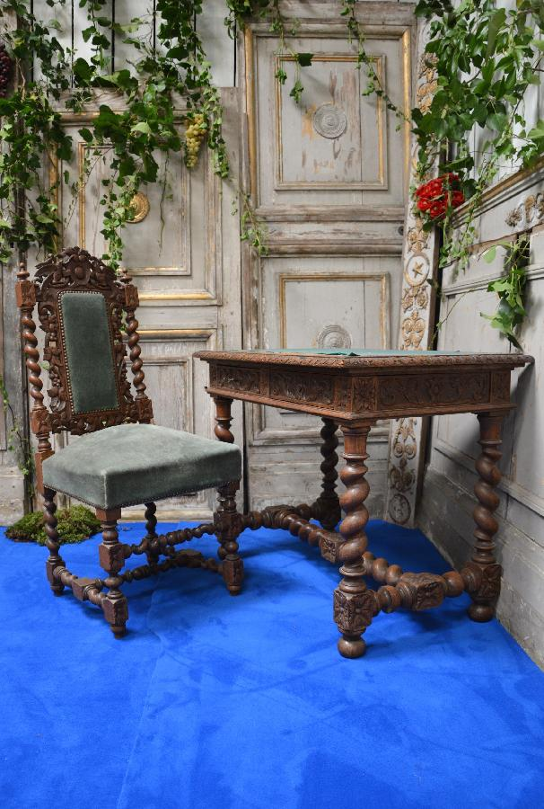 French antique exports boutique tables d 39 appoint for Petit bureau d appoint