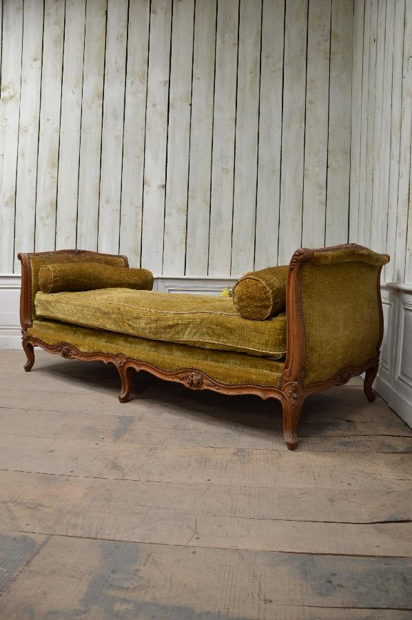 french antique daybed FAE467