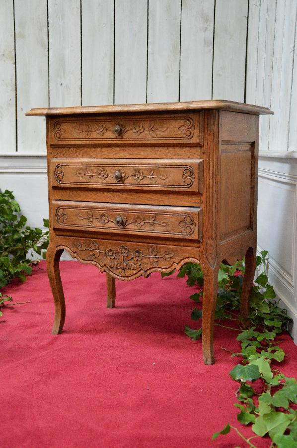 little commode louis xv style FAE507