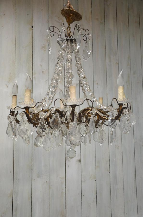 lustre a pampilles FAE150