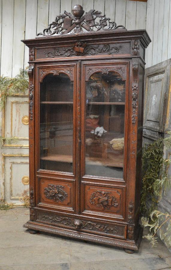 french antique exports boutique biblioth ques vitrines. Black Bedroom Furniture Sets. Home Design Ideas